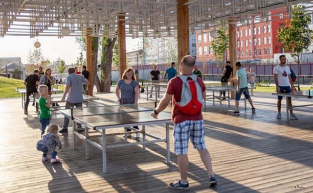 В Туле проведут любительский турнир по настольному теннису