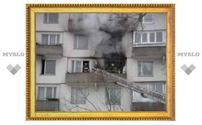 В Пролетарском районе угорела пенсионерка