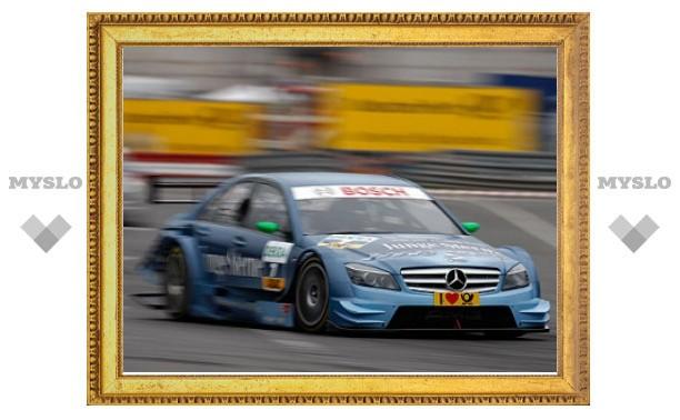 Команда Mercedes-Benz выиграла вторую гонку DTM подряд