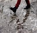 В Туле ожидается гололедица и мокрый снег