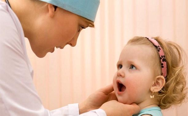 16 февраля врачи проверят здоровье маленьких туляков