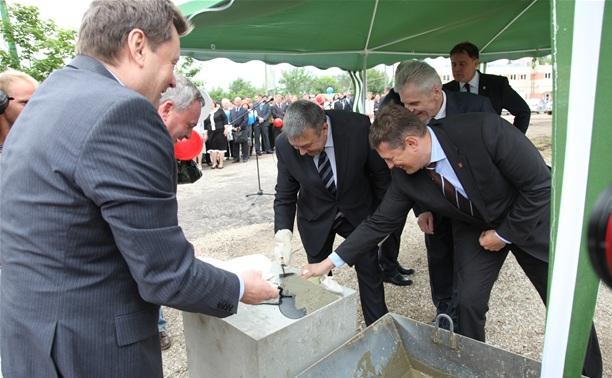 Новое здание областного суда построят к 2016 году