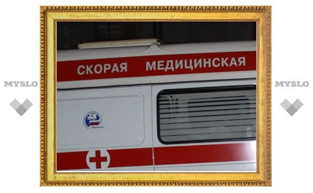 В Пролетарском районе найден труп