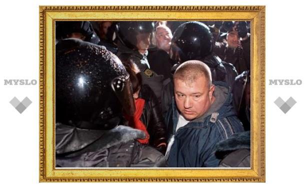 Все задержанные на Триумфальной площади отпущены из полиции