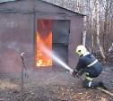 МЧС напоминает тулякам правила пожарной безопасности в гараже