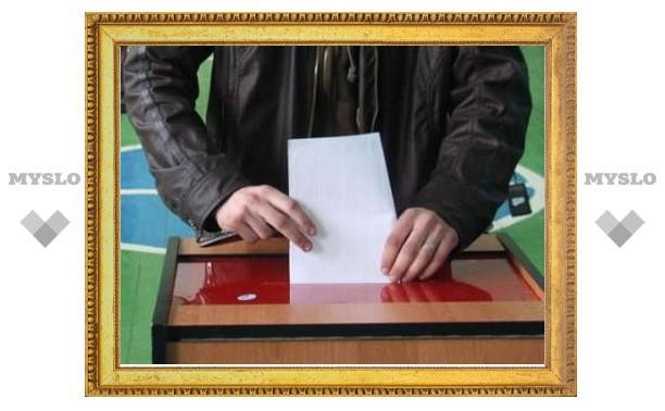 С избирательного участка Тулы украли урну