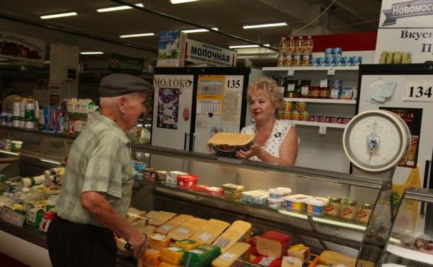 Правительство требует от розничных сетей не повышать цены на продукты