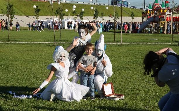 Фестиваль «Театральный дворик» в Туле побил всероссийский рекорд!