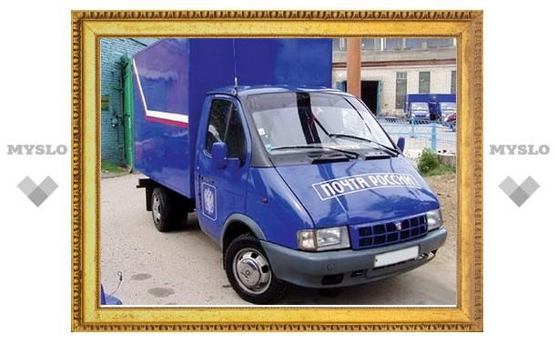 Водители Почты России показали мастерство