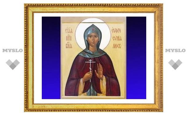 В Москве открыли для поклонения мощи первой святой российской столицы