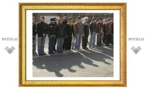 15 ноября: Всероссийский день призывника