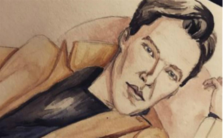 Шерлок, Шелдон и другие: тулячка создает портреты героев из известных сериалов
