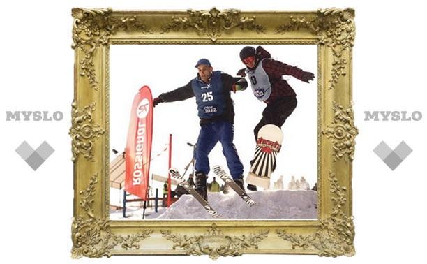 В Туле выбрали лучших сноубордистов
