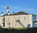 На реставрацию церкви Спасо-Преображенского монастыря в Белёве потратят 18,5 млн рублей