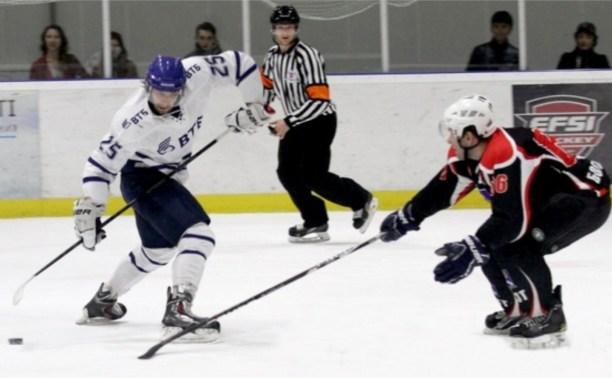 Хоккеисты тульского «Тропика» открыли сезон в ОМХЛ