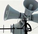 25 июня МЧС включит электросирены и уличные громкоговорители