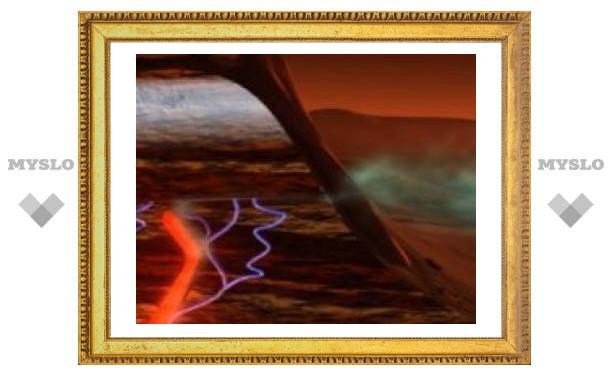 Красная планета подает признаки жизни