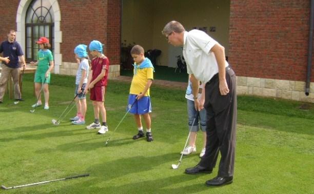 В российских школах хотят ввести уроки гольфа