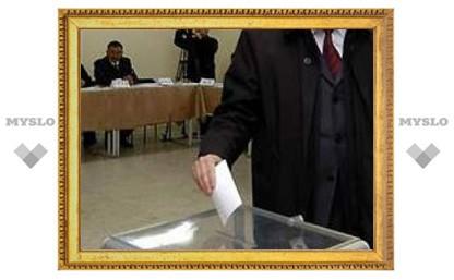 Скандал в Туле: кончились открепительные удостоверения!