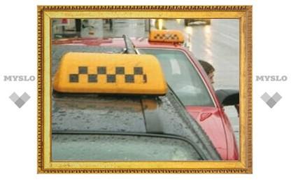 Под Тулой таксиста парализовали электрошокером