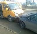 В Ефремове в ДТП с маршруткой пострадала женщина