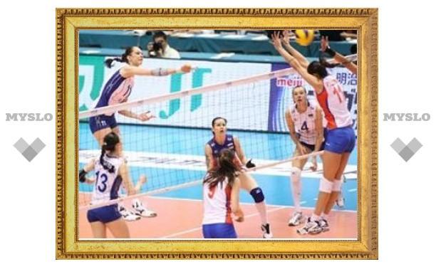 Определился состав женской волейбольной сборной России на Игры-2012