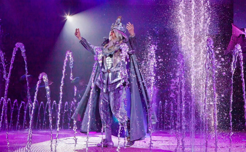 Успейте подарить детям праздник: Тульский цирк продлевает «Шоу фонтанов»