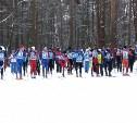 Лыжники выявили лучших на этапе в Богородицке