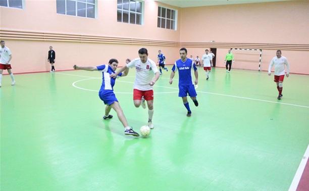 Завершился чемпионат Тульской области по мини-футболу