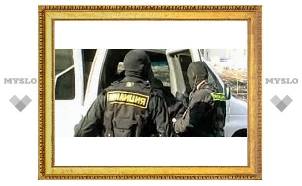 Под Тулой арестована банда