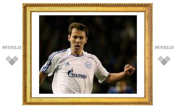 Константин Зырянов стал лучшим футболистом России