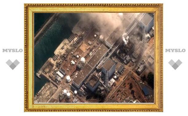 """Эвакуированный персонал вернулся на АЭС """"Фукусима-1"""""""