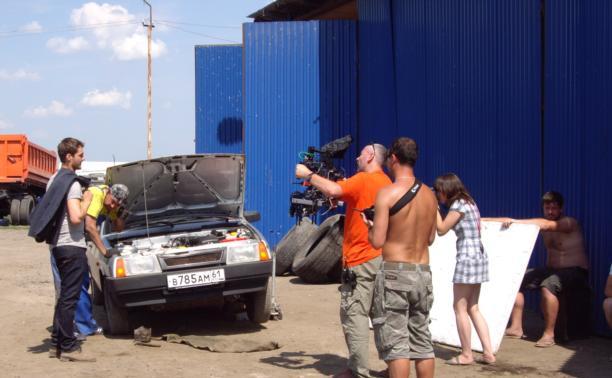 НТВ снимает сериал про бандитов недалеко от Венёва
