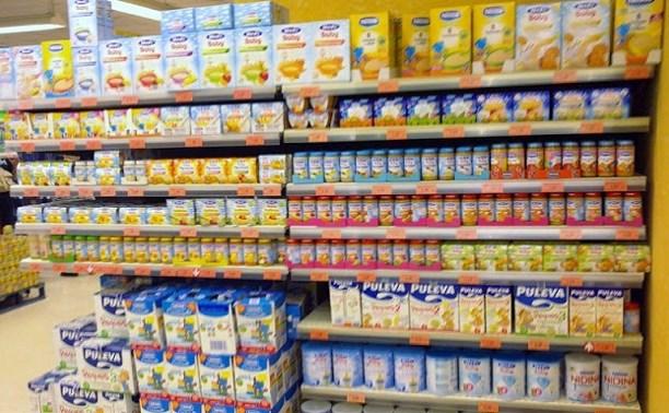 В Госдуме предлагают запретить использование пальмового и кокосового масел в детском питании
