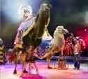 Грандиозное цирковое шоу «Песчаная сказка» впервые в Туле!