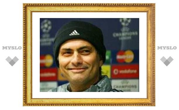 """Жозе Моуринью выразил желание возглавить """"Реал"""""""
