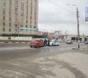 В Туле на улице Металлургов сбили женщину с 5-летней дочкой