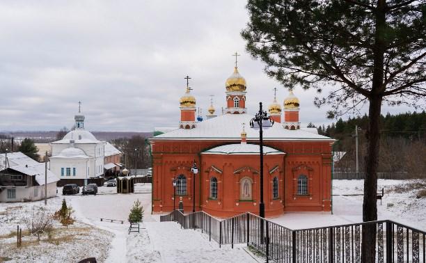 В Свято-Введенском Макарьевском Жабынском мужском монастыре завершены реставрационные работы