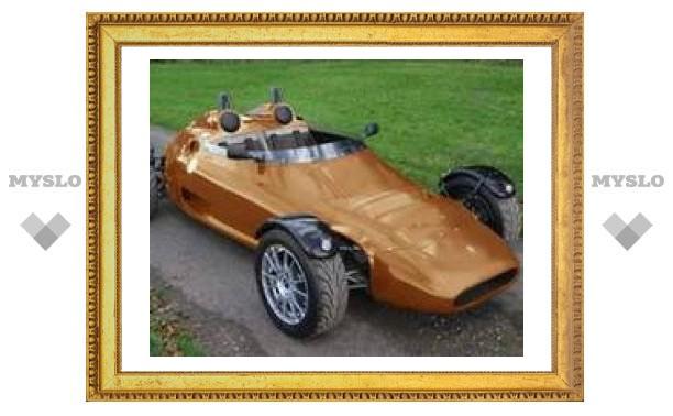 Британцы построили новый спорткар