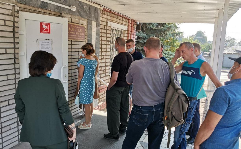 Дело антипрививочников: работники «Щегловского вала» увеличили сумму морального вреда до 1 млн рублей