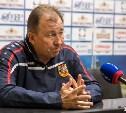 Сергей Павлов: «Нам не хватает умения в атаке»