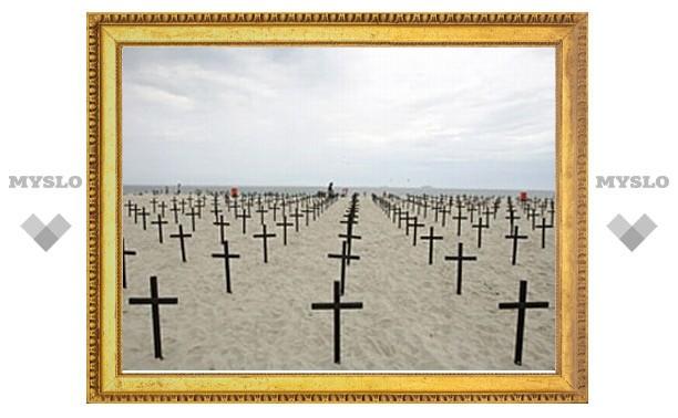 В мире от насилия ежедневно погибают 4 тысячи человек