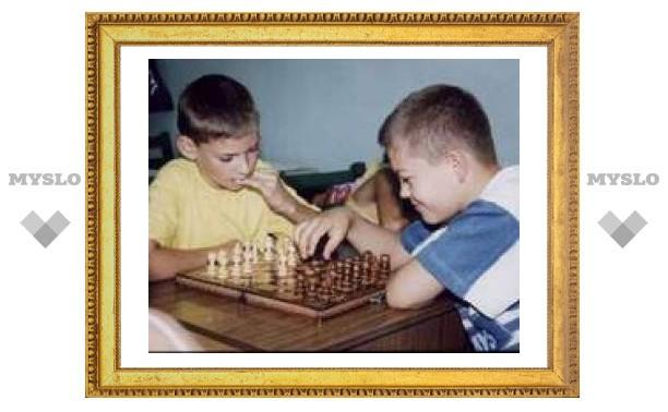 Тульские шахматисты борются за победу