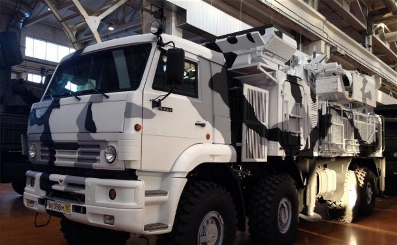 Россия развернула комплекс ПВО «Панцирь» в Арктике