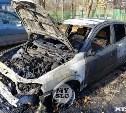 УМВД: Автомобили в Петелино сжег ревнивец