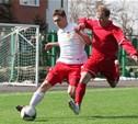 Тульский «Арсенал-2» обыграл молодежку «Факела»