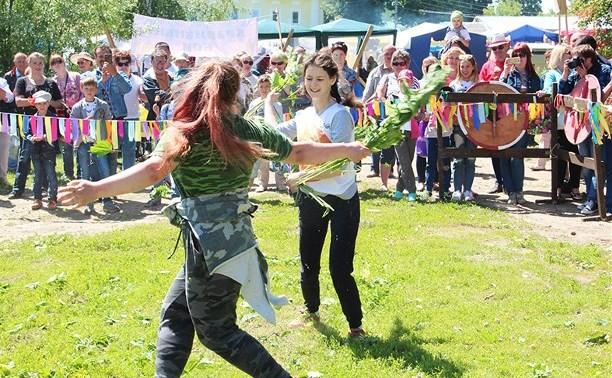 Крапивные бои, мастер-классы и «Обе две»: полная афиша фестиваля Крапивы