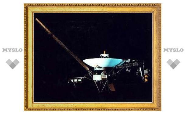 """""""Вояджер-1"""" добрался до границ Солнечной системы"""
