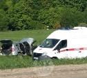 В утреннем ДТП под Тулой пострадали три человека