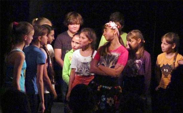 Театр «Эрмитаж» ищет юные таланты